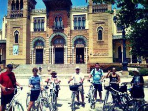 Plaza de América Seebybike Sevilla