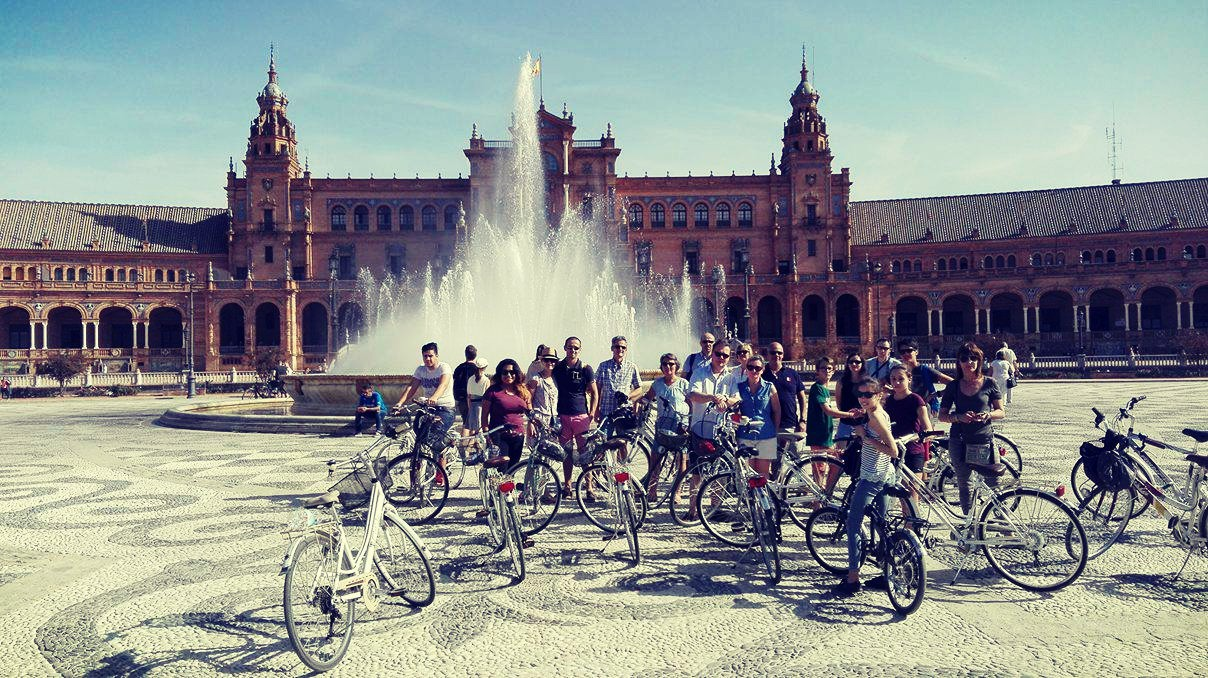 Perfect (Bike) Day in Seville
