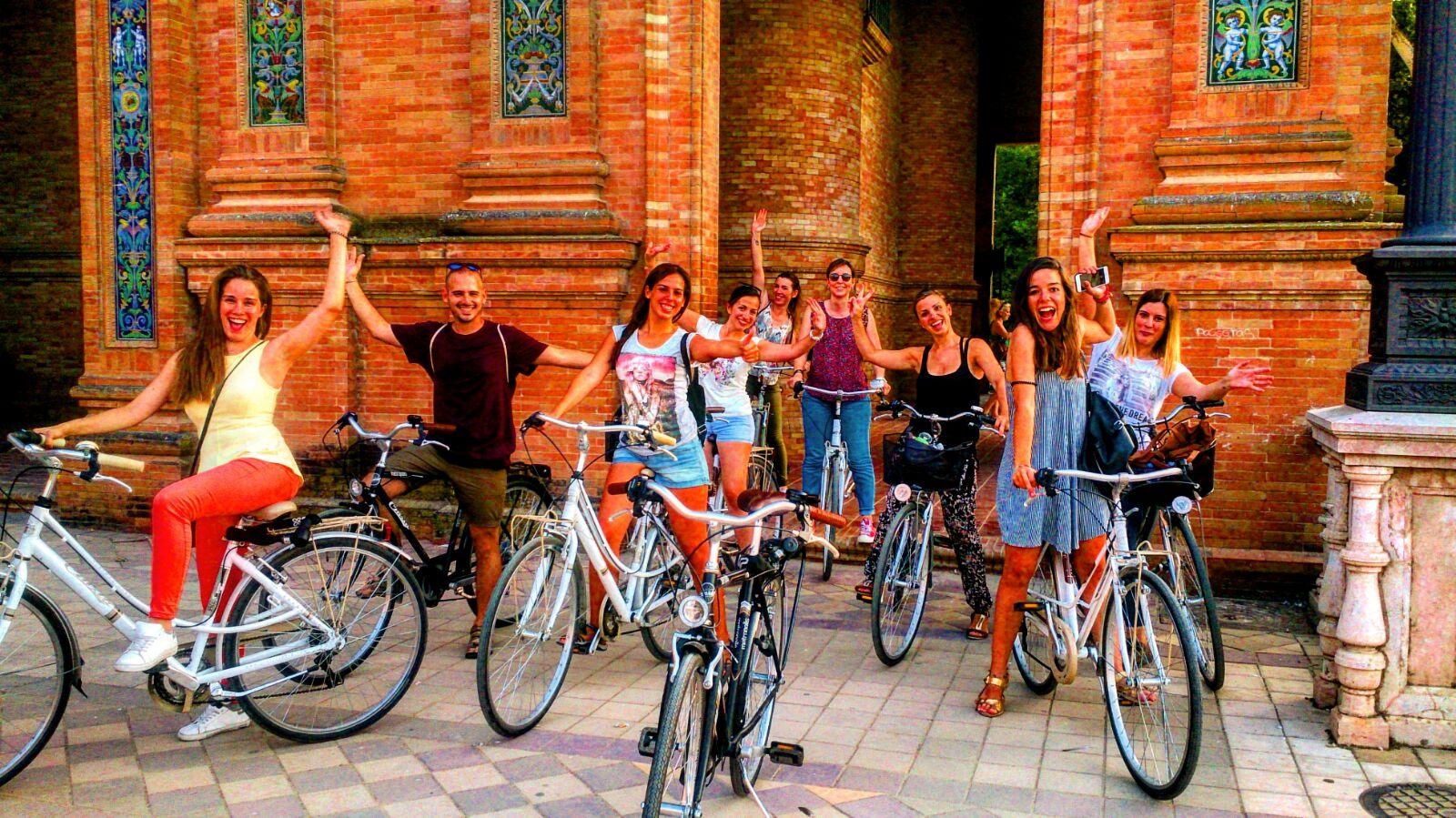 BIKE TOUR SEEBYBIKE & CITY EXPERT SEVILLA