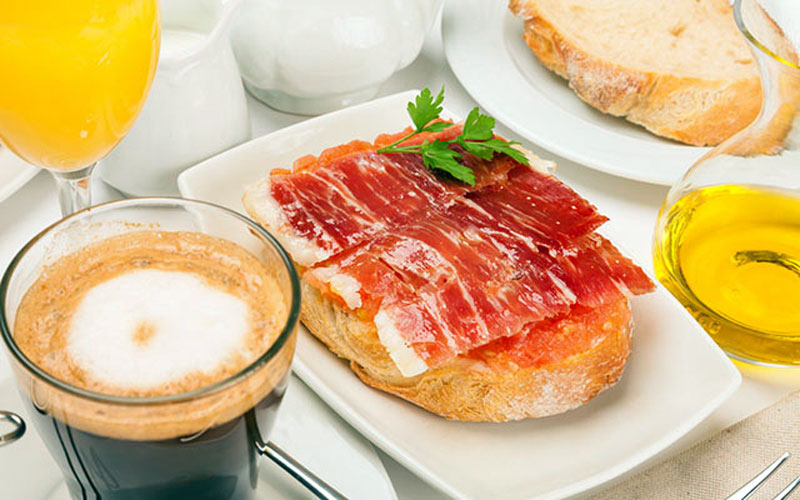 Where to find the perfect breakfast in Seville