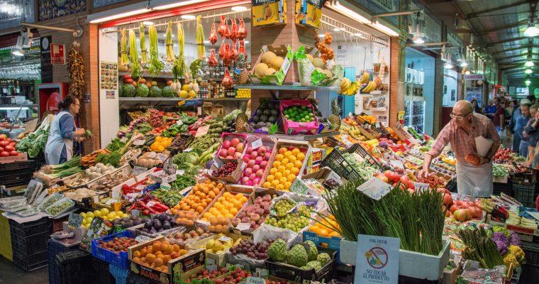Los Mercados de Sevilla