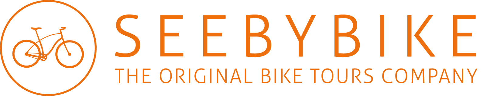 Logo for SeeByBike Blog