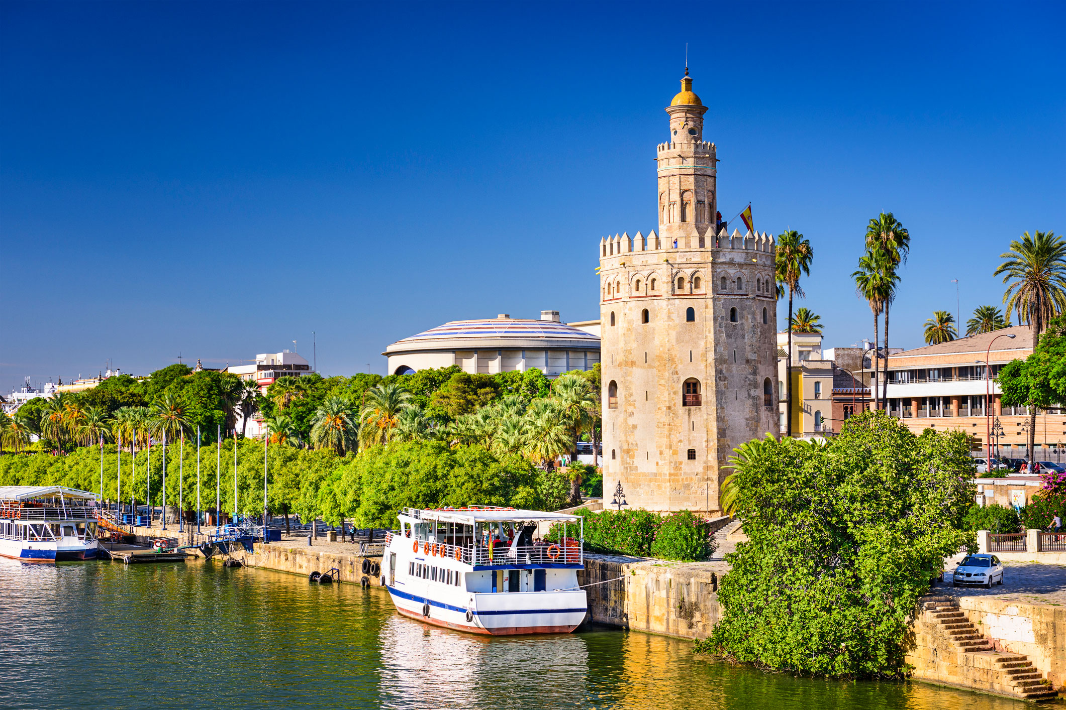 Torre del Oro Opening Hours