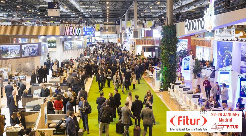 FITUR 2020 Tourism Trade Fair